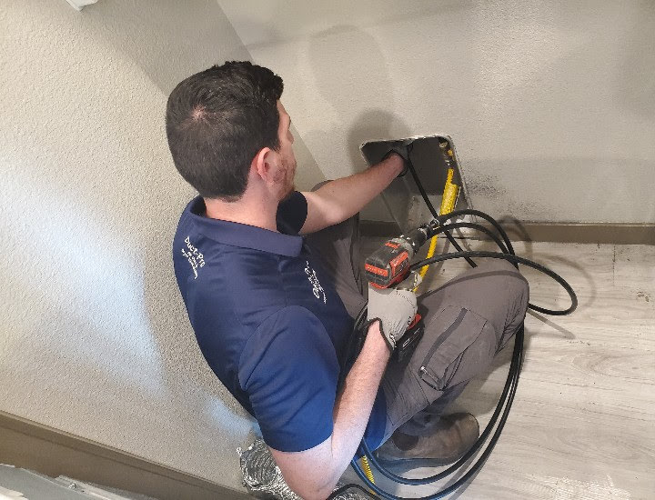 Las Vegas dryer vent cleaning