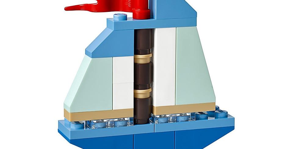 Lego Theme Boat Race