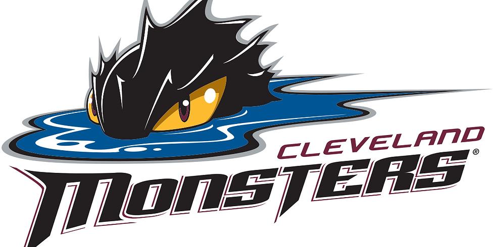 Monsters Hockey Game