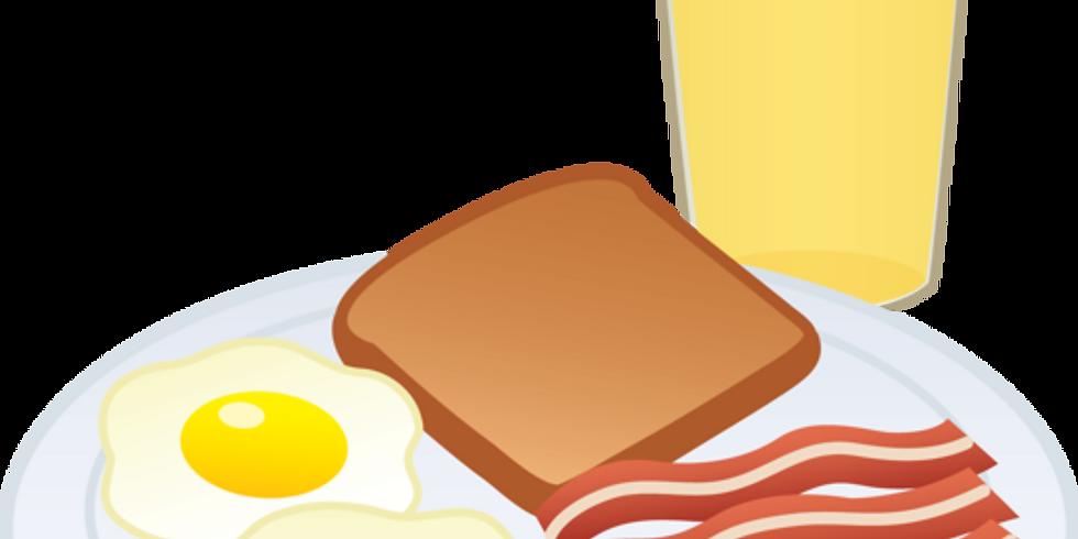 Breakfast Federation Meeting