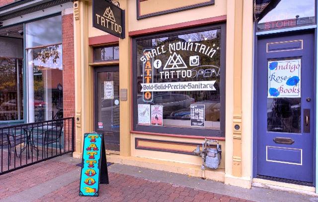 Tattoo | United States | Small Mountain Tattoo