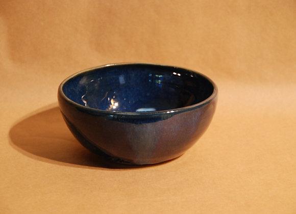breakfast bowl - ocean glaze