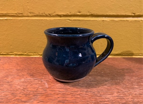mug/ cup - blue gloss