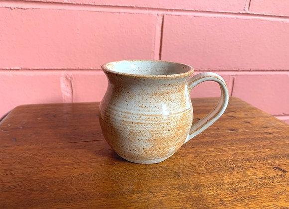 mug - creamy brown