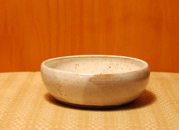 bowl - creamy brown