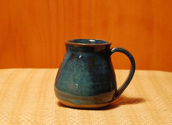 mug - dripping ocean glaze