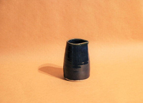 small jug - ocean glaze
