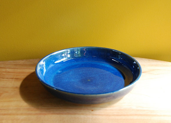 dish - ocean glaze
