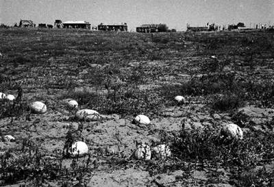 העלייה על הקרקע - קיבוץ העוגן