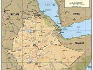 אתיופיה - ארץ ענקית
