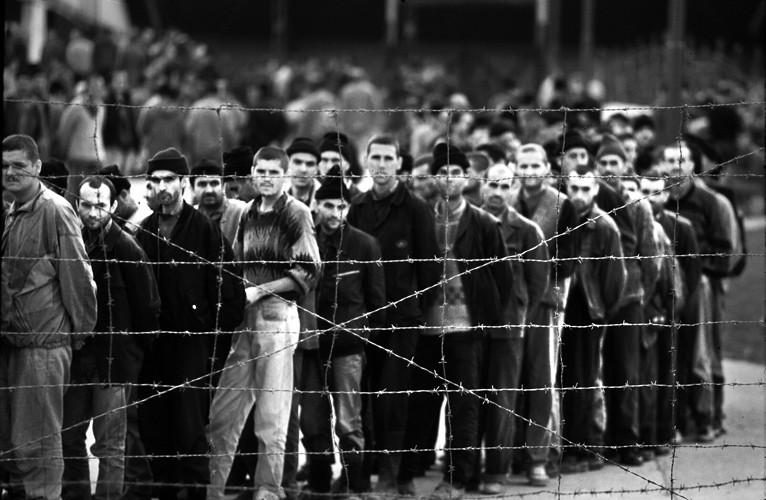 מחנה שבויים בבוסניה