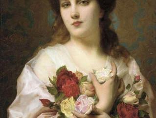 ?מדוע ורדים אדומים מסמלים רומנטיקה