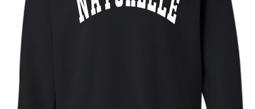 Naturelle Sweatshirt- Black
