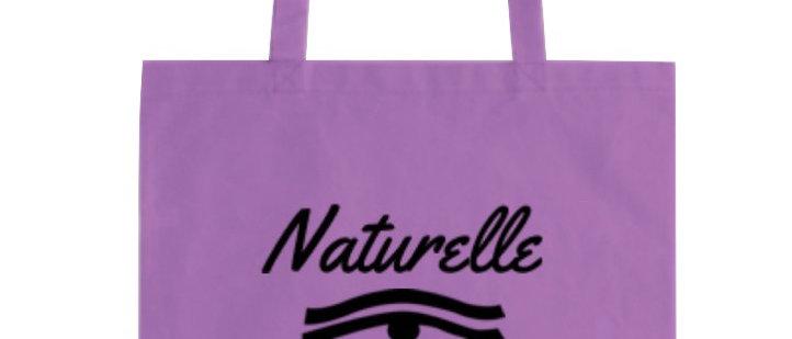 Naturelle Tote Melanie Queens- Purple