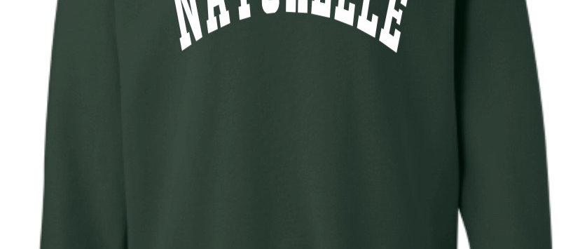 Naturelle Sweatshirt-Green