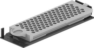 01-03018, Adapter Plate for Shimadzu Rac