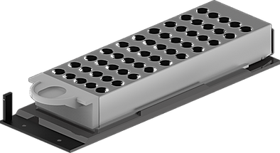 01-03019, Adapter Plate for Shimadzu Rac