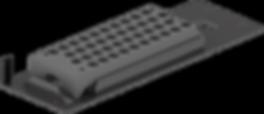 01-03005 Adapter Plate for Agilent Rack