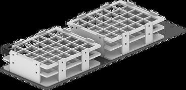 01-03041, Adapter Plate for Bel-Art 5x6