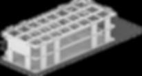01-03050, Adapter Plate for Bel-Art 3x8