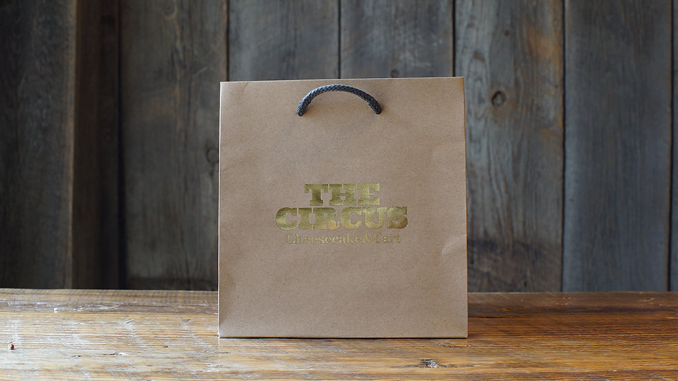 THE CIRCUSギフト用紙袋(税込)