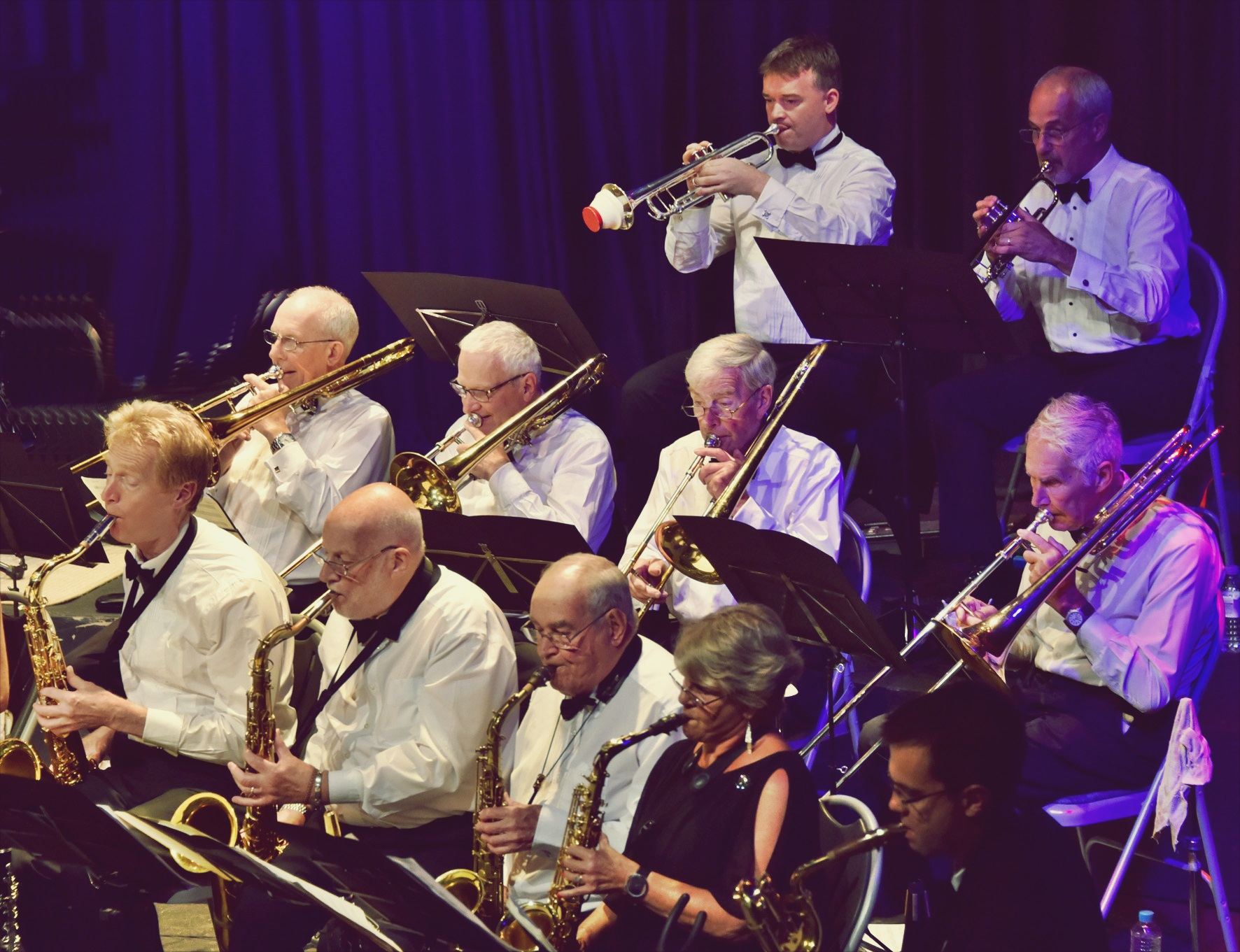 Brass and Sax Section