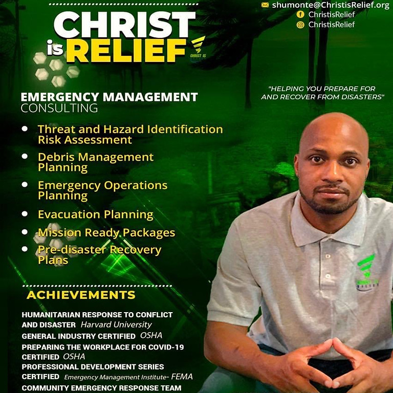 Emergency Management Consulting