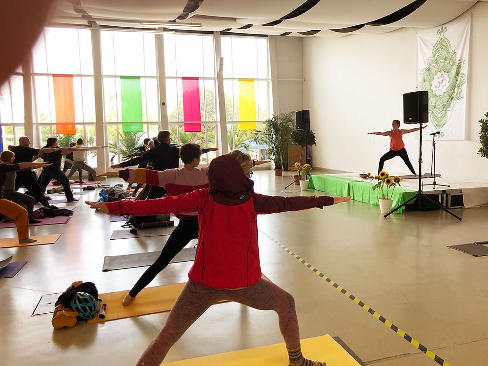 Held Zwei, Yogafest Thüringen