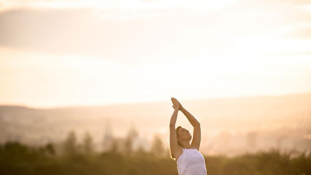 Yoga-Krieger 2, Held 2, Virabhadrasana 2
