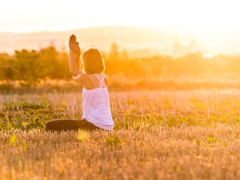 Yoga - hip oder heilsam?