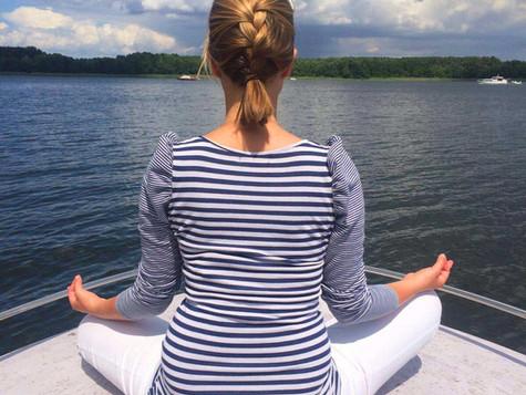 Meditation als Anker im Alltag
