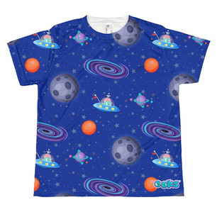 OOKS in Space T-shirt