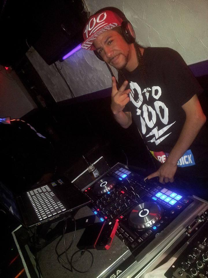 DJ KRAZY J
