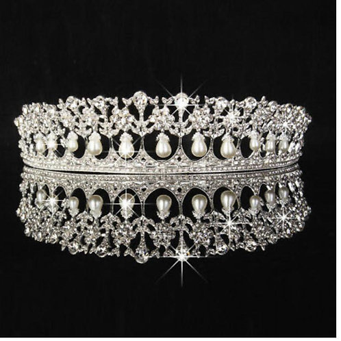 Vintage Princess Diana Crown