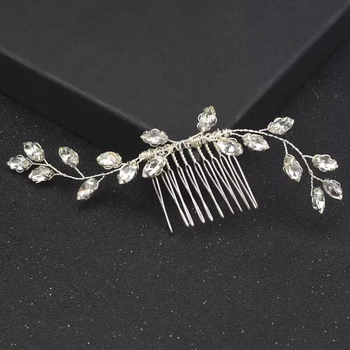 Leaf design Bridal headcomb