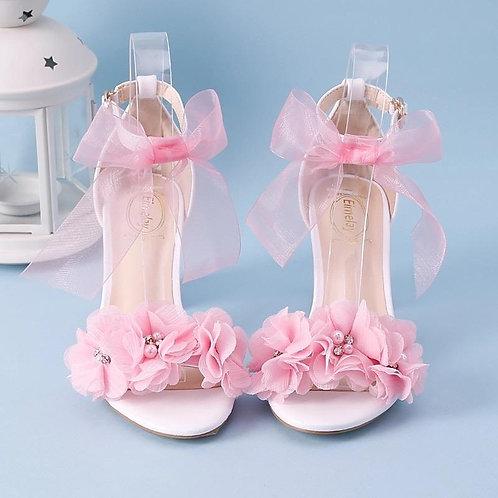 Flower designed Sandals
