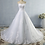 Thumbnail: White Ivory Gown Tulle Sweetheart Wedding Dress