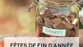 Fêtes de fin d'année: comment faire un don ?