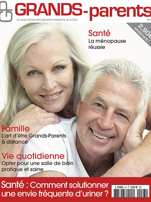 Grands-Parents Magazine Nº23