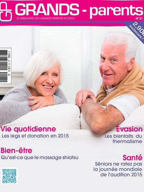 Grands-Parents Magazine Nº21