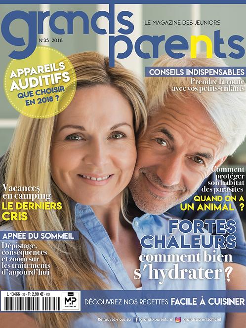 Grands-Parents Magazine Nº35