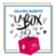Boutique Box surprise Grands-Parents