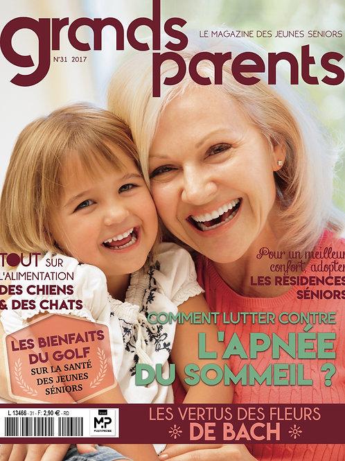 Grands-Parents Magazine Nº31