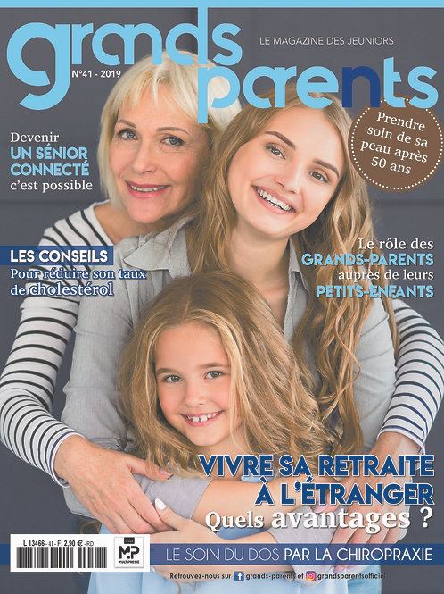 Grands-Parents Magazine Nº41