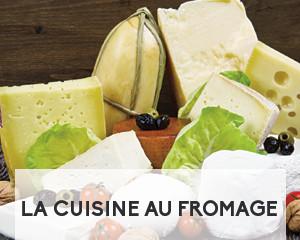 La cuisine au fromage