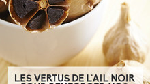 Les vertus de l'ail noir pour renforcer les défenses immunitaires