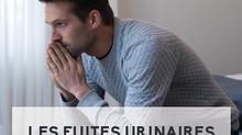 Les fuites urinaires chez les hommes