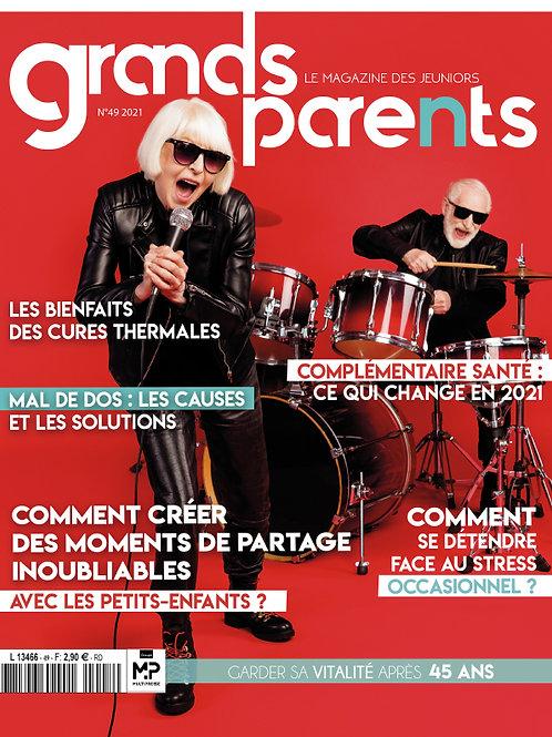 Grands-Parents Magazine Nº49