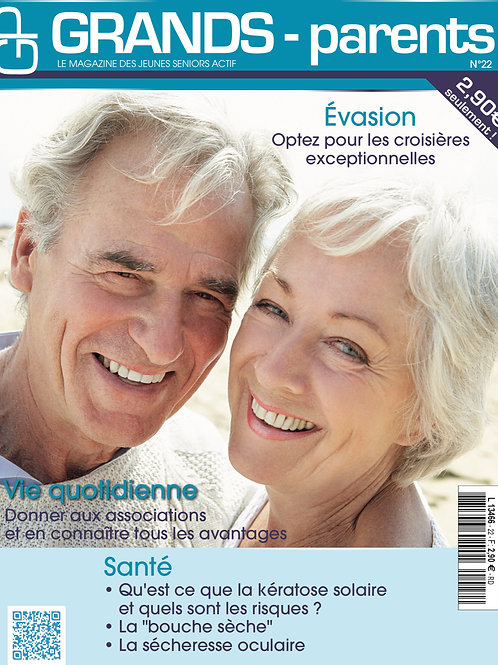 Grands-Parents Magazine Nº22