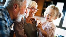 Le rôle des grands-parents auprès de leurs petits enfants